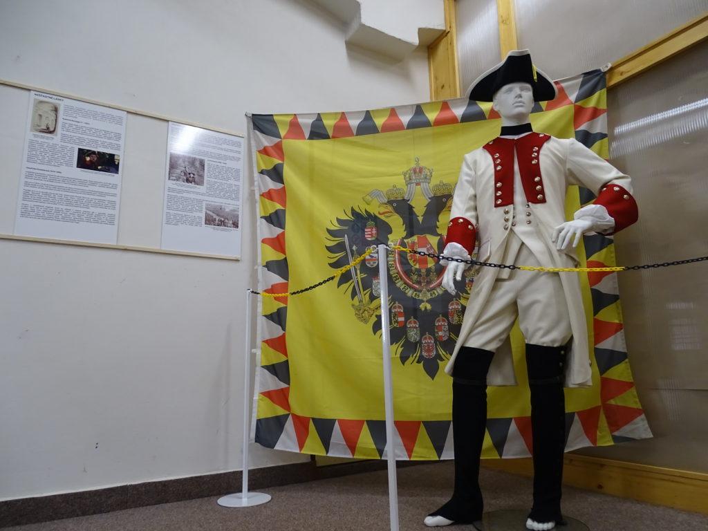 expozice Bastion I pevnost Josefov
