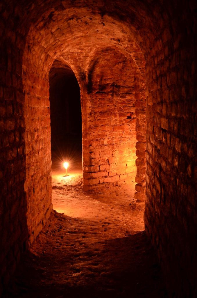podzemí pevnost Josefov
