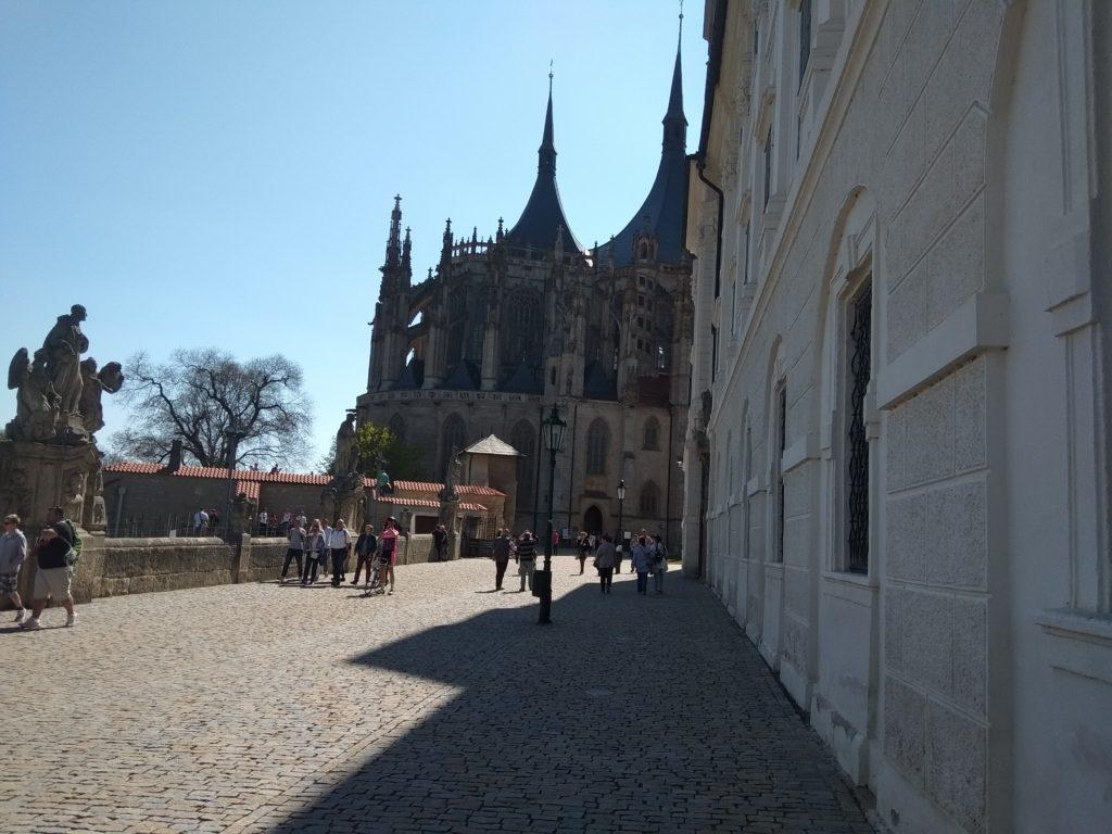 chrám sv.Barbory Kutná Hora