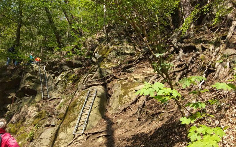 Ferrata Šilinkův důl