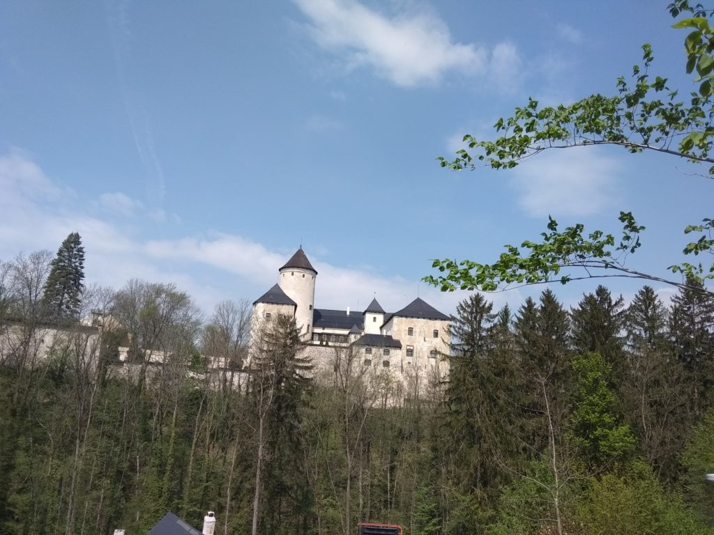 Výlet na hrad Rychmburk