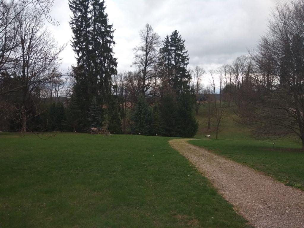 Arboretum v Žampachu